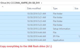 Создание загрузочного флэш-накопителя USB из ISO с помощью Windows USB / DVD Tool или Rufus