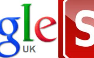 Не удается выполнить поиск с Google.com. Перенаправления поиска на страницу поиска стран