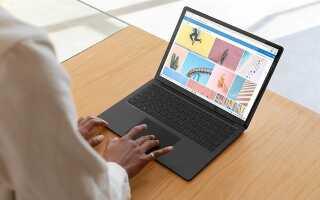 Microsoft представила свой новый ноутбук Surface 3
