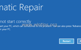 Как исправить проблемы с загрузкой Windows (Windows не запускается, не удается восстановить, не удается восстановить)