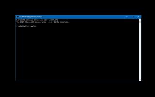Черный экран и командная строка открываются при входе в систему — без оболочки обозревателя