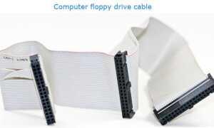Индикатор флоппи-дисковода не гаснет