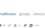 Горячее создание нового пользователя в Exchange 2013 GUI и Powershell