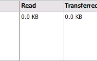 ошибка: ошибка клиента: соединение с хранилищем NFC недоступно. Не удалось создать NFC Downstream