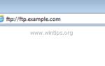 Подключение к FTP-серверу из веб-браузера (How-to)