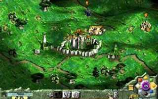 Помощь и поддержка компьютерной игры Lords of Magic