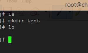 Как создавать и удалять папки в Linux |