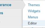Плавающий и изменить цвет WordPress плагин Addthis