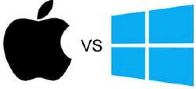 Mac против ПК