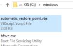 Как автоматически создавать точки ежедневного восстановления системы в Windows 10