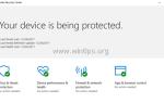 Как отключить Защитник Антивирус & Брандмауэр в Windows 10