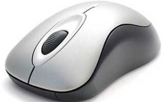 Как подключить и установить компьютерную мышь