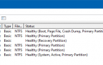 Что такое раздел PortableBaseLayer в управлении дисками в Windows 10