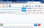 Как удалить вирус RadioRage Toolbar — угонщик