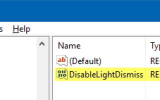 Сделать Action Center всегда открытым на экране в Windows 10