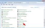 Как отключить контроль учетных записей пользователей в Windows 7 и Vista