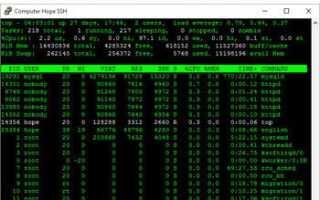 Как сделать SSH из Microsoft Windows