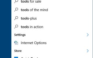 Как отключить Cortana Web Search в меню «Пуск» Windows 10