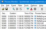 Как использовать Process Monitor для отслеживания изменений в реестре и файловой системе
