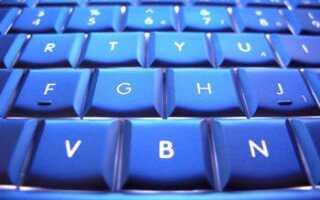 Как переместить курсор мыши с помощью клавиатуры в Windows