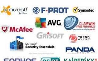 Как отключить антивирусную программу в Windows?