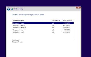 Windows 10 Lean, другой вариант Windows?