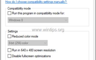 ИСПРАВЛЕНИЕ: Очень маленькие шрифты в мониторах с высоким разрешением 4Κ в Windows 10.