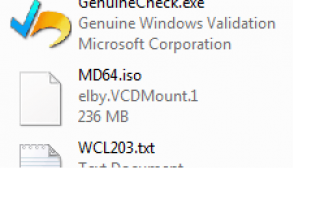 Как исправить сломанные ассоциации файлов .ISO и .IMG в Windows 7