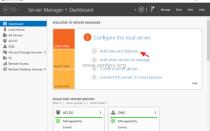 Как создать точки восстановления системы на сервере 2016/2012 с помощью Windows Server Backup.