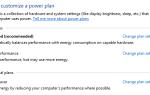 Windows 8 — параметры сна и гибернации игнорируются