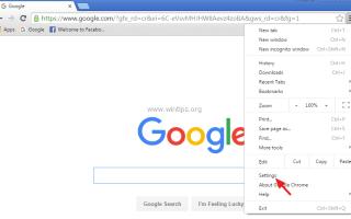 Как просмотреть сохраненные пароли в Chrome.