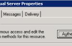 Exchange 2010 Queue 451 440 Основной целевой IP-адрес ответил: 451 5.7.3 Не удается выполнить проверку подлинности сервера Exchange