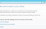 Полное руководство по покупке установки и настройки SSL-сертификатов для IIS7 в Server 2012 и Server 2008